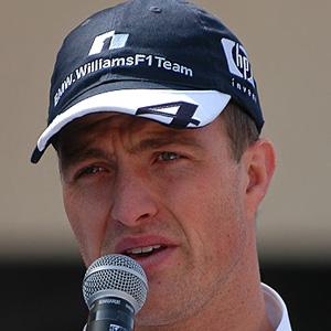 Race Car Driver Ralf Schumacher - age: 41