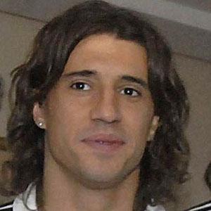 Soccer Player Hernan Crespo - age: 41