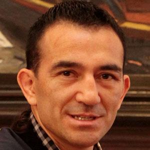 Boxer Omar Andres Narvaez - age: 41