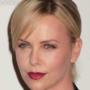 Movie actress Charlize Theron - age: 45