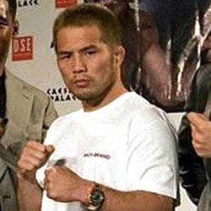 MMA Fighter Hayato Sakurai - age: 41