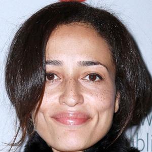Novelist Zadie Smith - age: 41