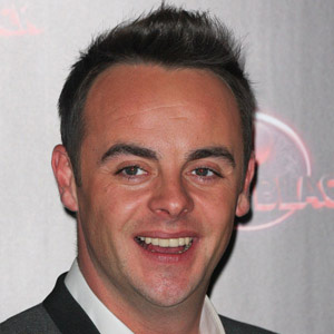 TV Show Host Anthony McPartlin - age: 42