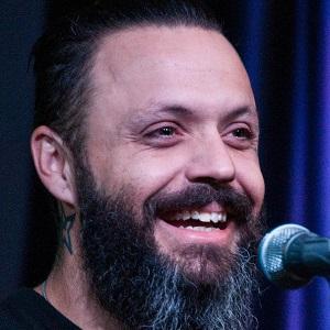 Rock Singer Justin Furstenfeld - age: 41