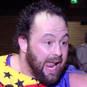 Wrestler Nick Dinsmore - age: 41