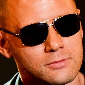 Wrestler Nigel Mcguinness - age: 44