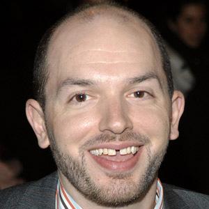Comedian Paul Scheer - age: 44