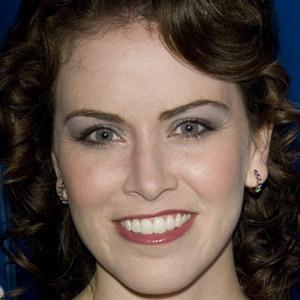 TV Actress Crista Flanagan - age: 41