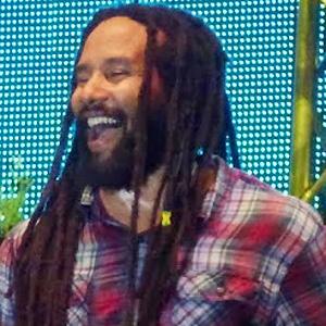 Reggae Singer Ky-Mani Marley - age: 44