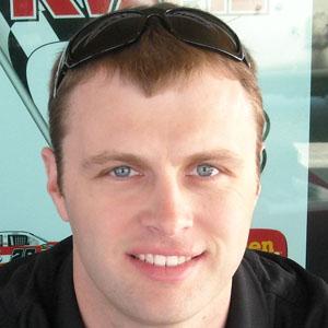 Race Car Driver Travis Kvapil - age: 44