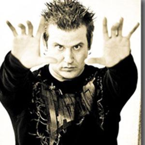 Magician Morgan Strebler - age: 44