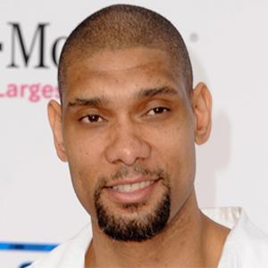 Basketball Player Tim Duncan - age: 41