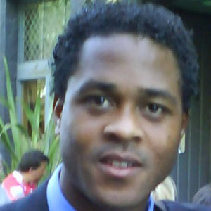 Soccer Player Patrick Kluivert - age: 40