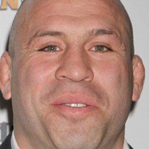 MMA Fighter Wanderlei Silva - age: 40