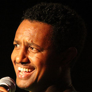 World Music Singer Teddy Afro - age: 44