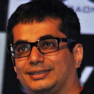 Entrepreneur Vishal Gondal - age: 40