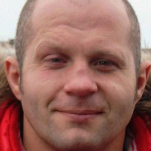 MMA Fighter Fedor Emelianenko - age: 44