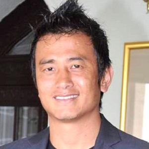 Soccer Player Baichung Bhutia - age: 40
