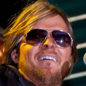 Country Singer Glen Templeton - age: 44