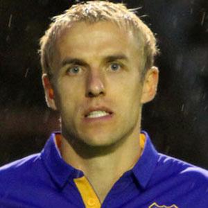 Soccer Player Phil Neville - age: 44