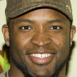 Football player Ahman Green - age: 43