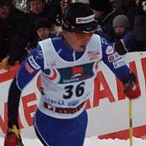 Skier Kristina Smigun-vahi - age: 43