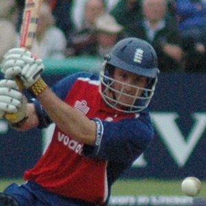 Cricket Player Andrew Strauss - age: 43