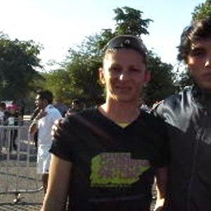 Runner Ana Guevara - age: 43