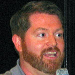 Novelist Brent Weeks - age: 43
