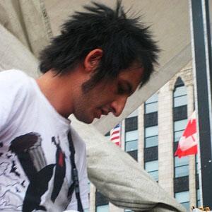 Guitarist Mateo Camargo - age: 43