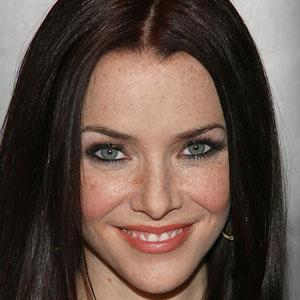 Soap Opera Actress Annie Wersching - age: 43