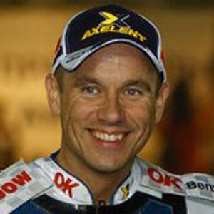 Race Car Driver Nicki Pedersen - age: 43