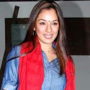TV Actress Rupali Ganguly - age: 43