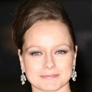 Movie actress Samantha Morton - age: 43
