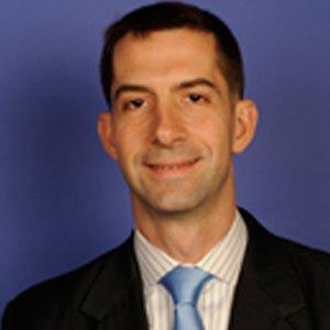 Politician Tom Cotton - age: 44