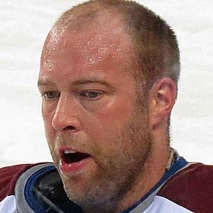 Hockey player Jean-Sebastien Giguere - age: 43