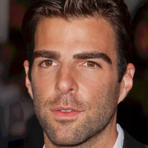 TV Actor Zachary Quinto - age: 43