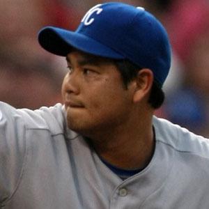 baseball player Bruce Chen - age: 44