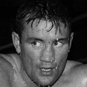 Boxer Michael Gomez - age: 43