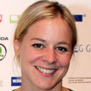 Movie actress Bernadette Heerwagen - age: 43