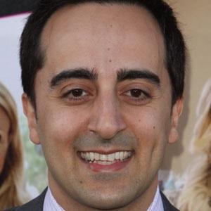 Voice Actor Amir Talai - age: 43