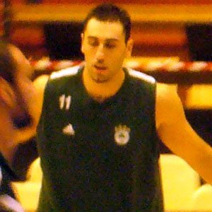 Basketball Player Dimos Dikoudis - age: 43