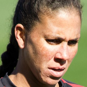 Soccer Player Shannon Boxx - age: 43