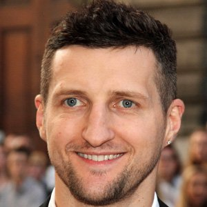 Boxer Carl Froch - age: 43