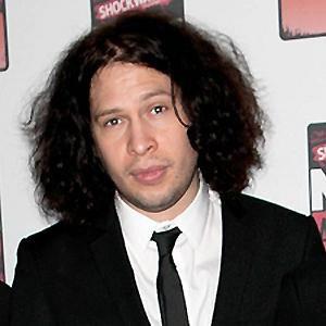 Guitarist Ray Toro - age: 43