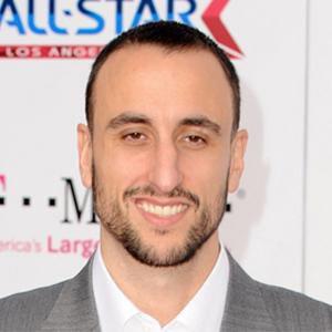 Basketball Player Manu Ginobili - age: 43