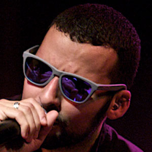 Rapper Isam Bachiri - age: 43