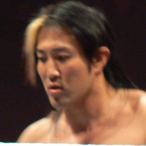 Wrestler Yoshi Tatsu - age: 39