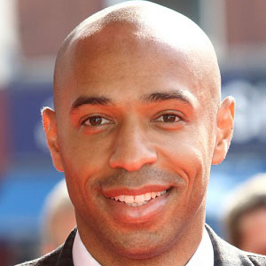 Soccer Player Thierry Henry - age: 43
