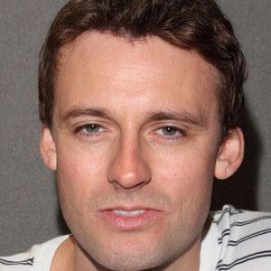 TV Actor Callum Blue - age: 43